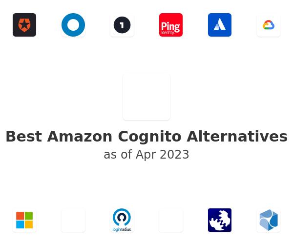 Best Amazon Cognito Alternatives