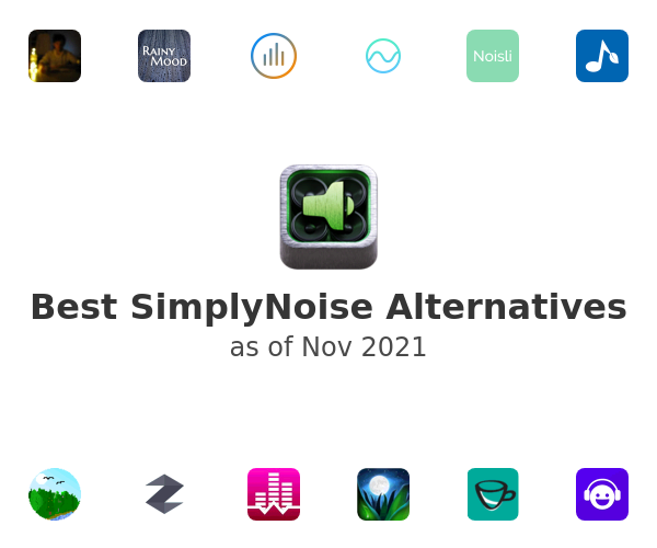 Best SimplyNoise Alternatives