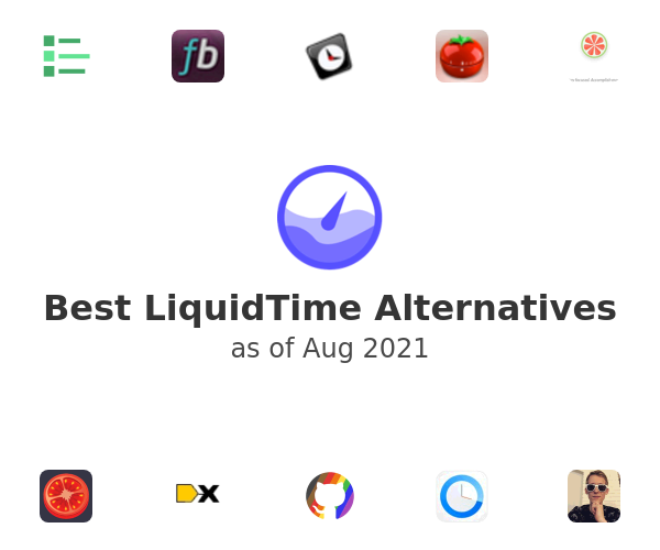 Best LiquidTime Alternatives