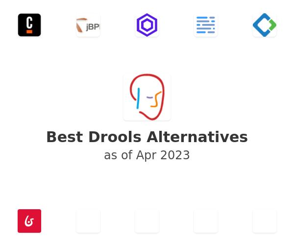 Best Drools Alternatives