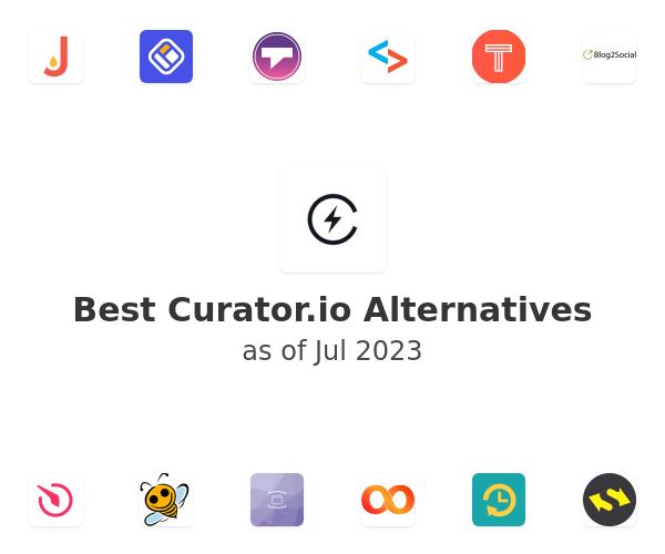 Best Curator.io Alternatives