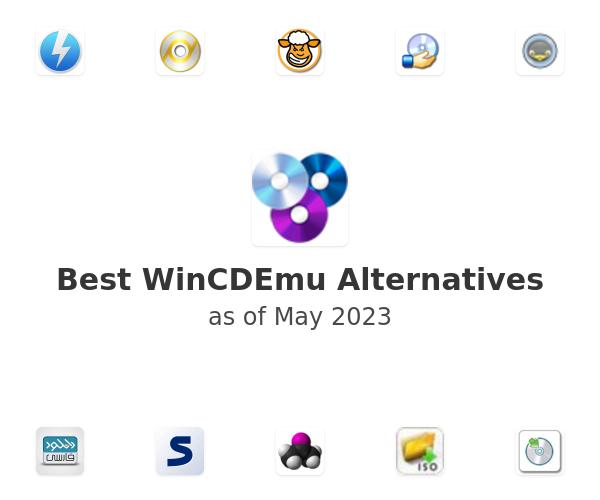 Best WinCDEmu Alternatives