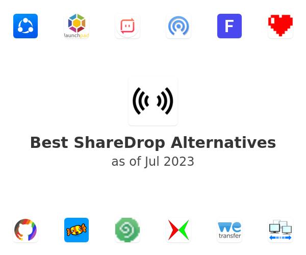 Best ShareDrop Alternatives