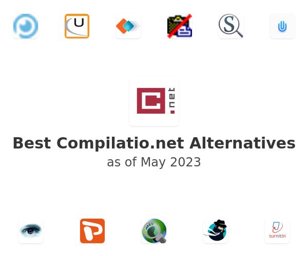Best Compilatio.net Alternatives