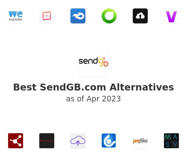 Best SendGB.com Alternatives