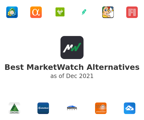 Best MarketWatch Alternatives