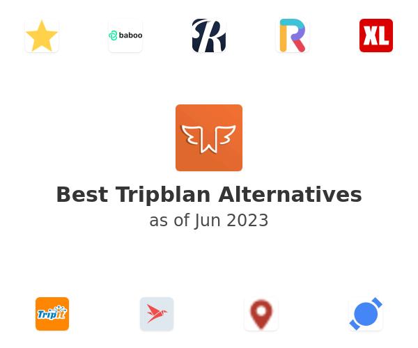Best Tripblan Alternatives