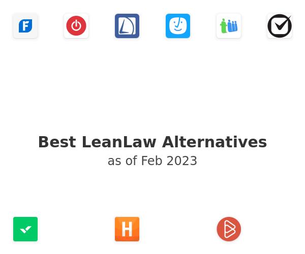 Best LeanLaw Alternatives