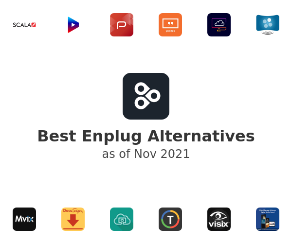 Best Enplug Alternatives