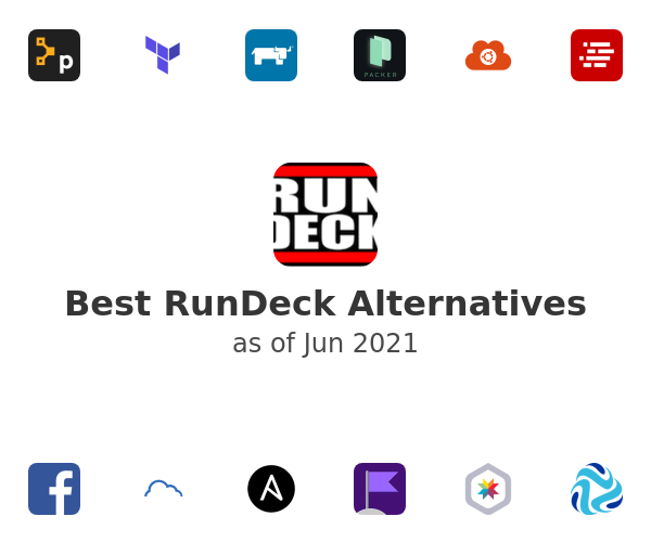 Best RunDeck Alternatives