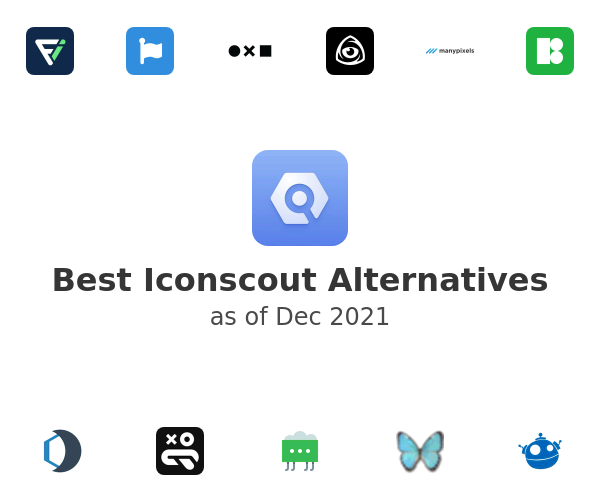 Best Iconscout Alternatives