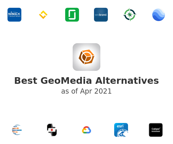 Best GeoMedia Alternatives