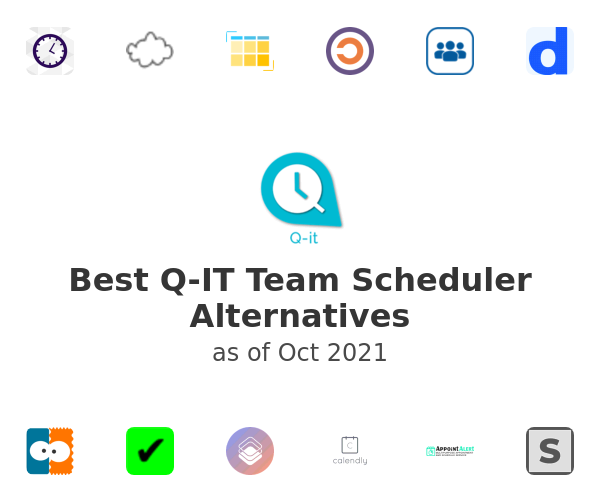 Best Q-IT Team Scheduler Alternatives