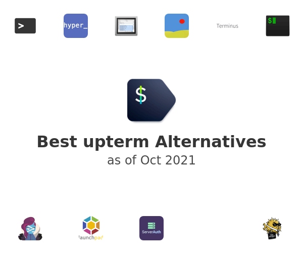 Best upterm Alternatives