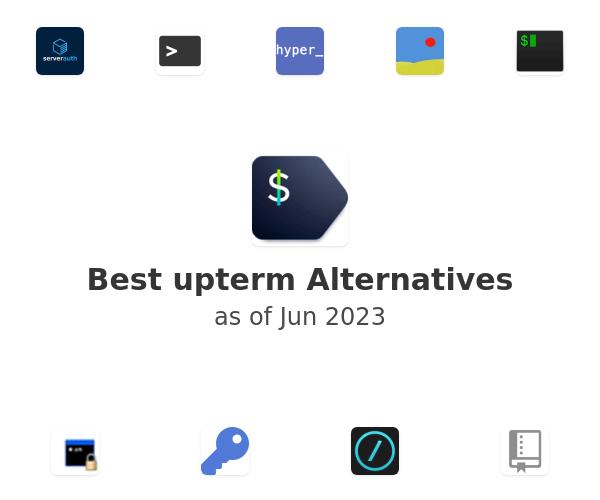 Best upterm Alternatives