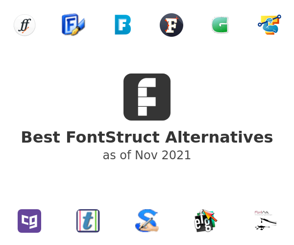 Best FontStruct Alternatives