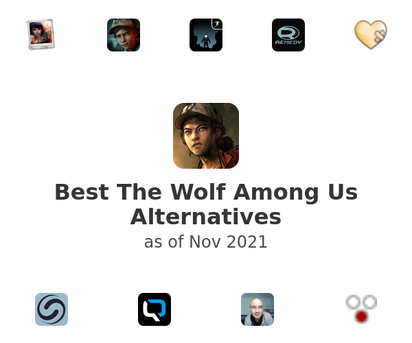 Best The Wolf Among Us Alternatives
