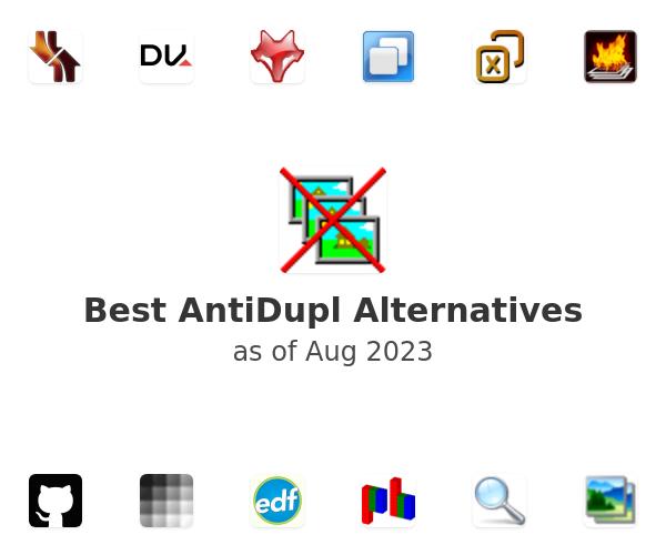 Best AntiDupl Alternatives