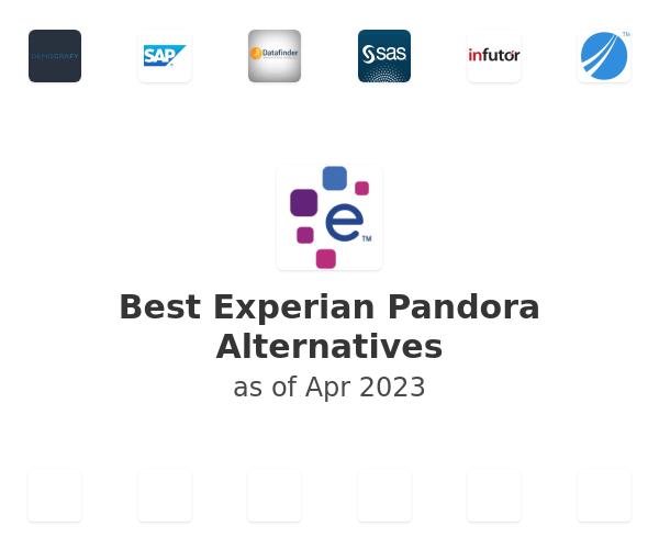 Best Experian Pandora Alternatives