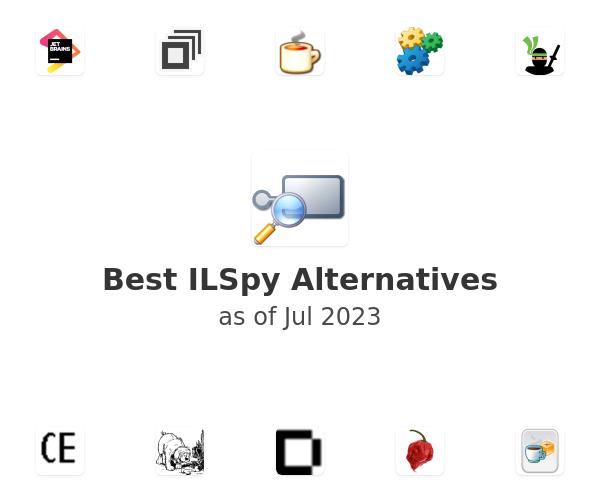 Best ILSpy Alternatives
