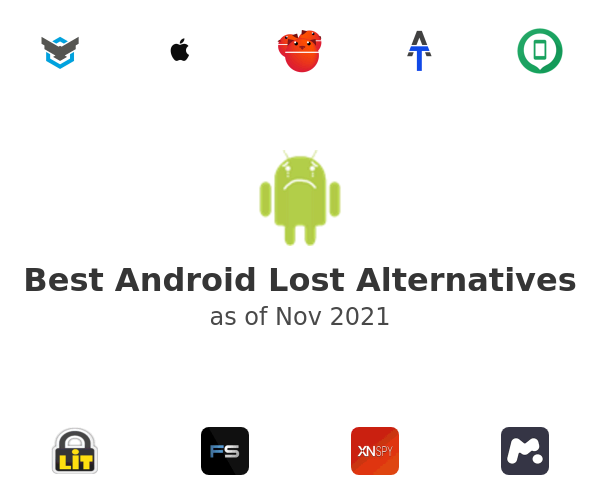 Best Android Lost Alternatives