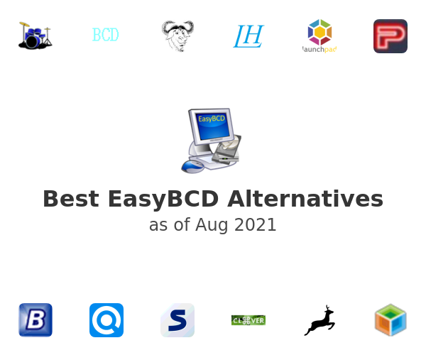 Best EasyBCD Alternatives