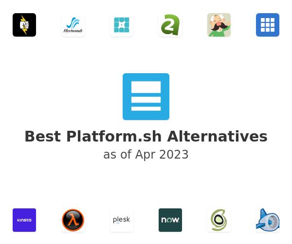Best Platform.sh Alternatives