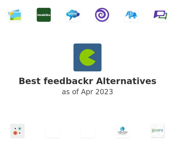 Best feedbackr Alternatives