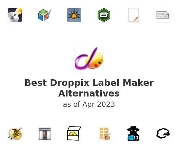 Best Droppix Label Maker Alternatives