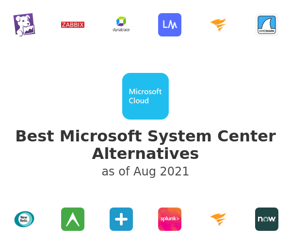 Best Microsoft System Center Alternatives