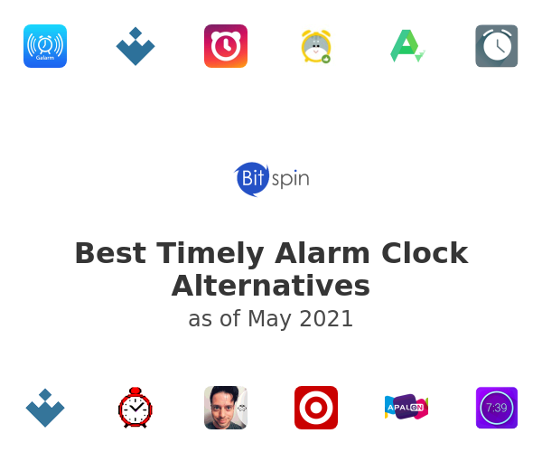 Best Timely Alarm Clock Alternatives