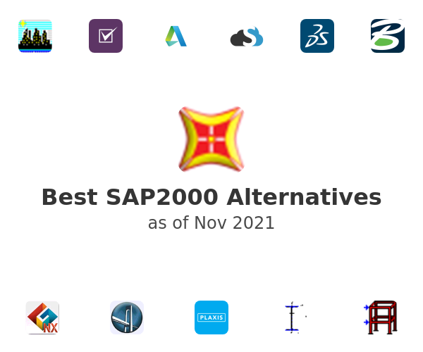 Best SAP2000 Alternatives