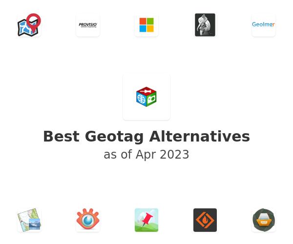 Best Geotag Alternatives