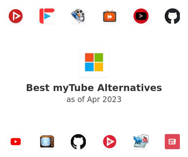 Best myTube Alternatives