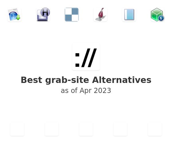 Best grab-site Alternatives