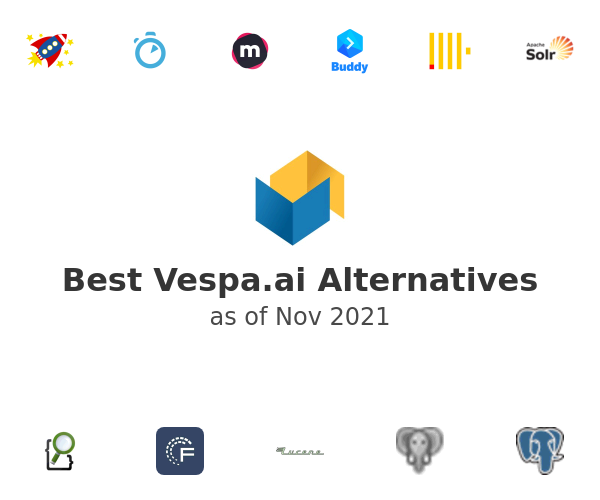 Best Vespa.ai Alternatives