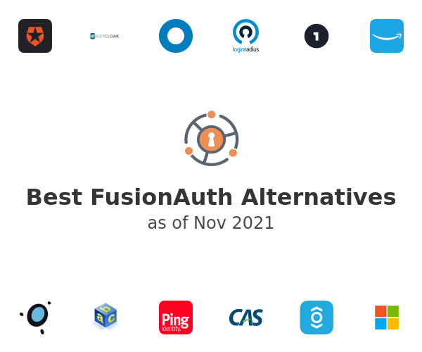 Best FusionAuth Alternatives