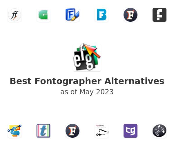 Best Fontographer Alternatives