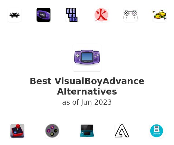 Best VisualBoyAdvance Alternatives