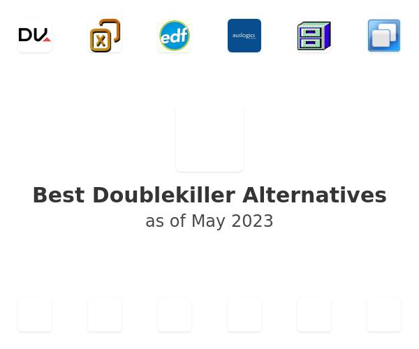Best Doublekiller Alternatives
