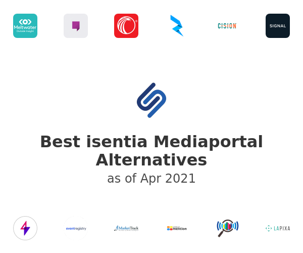 Best isentia Mediaportal Alternatives