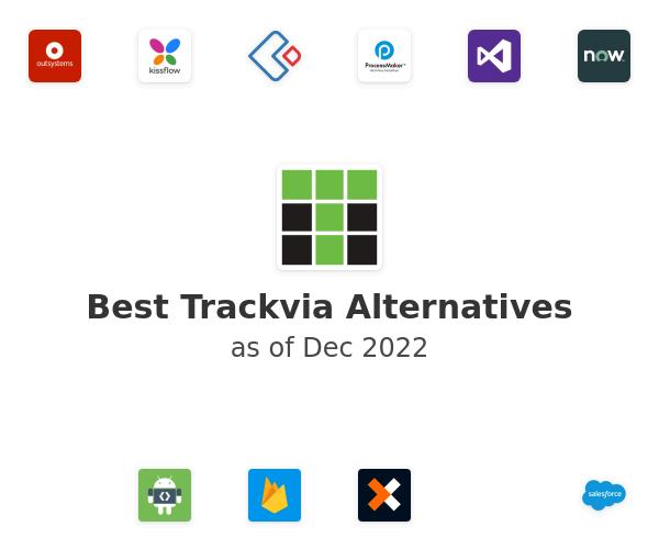 Best Trackvia Alternatives