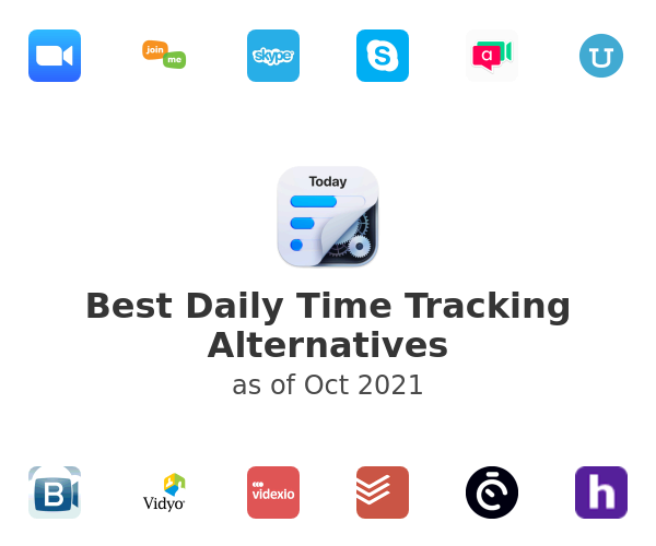 Best Daily Time Tracking Alternatives