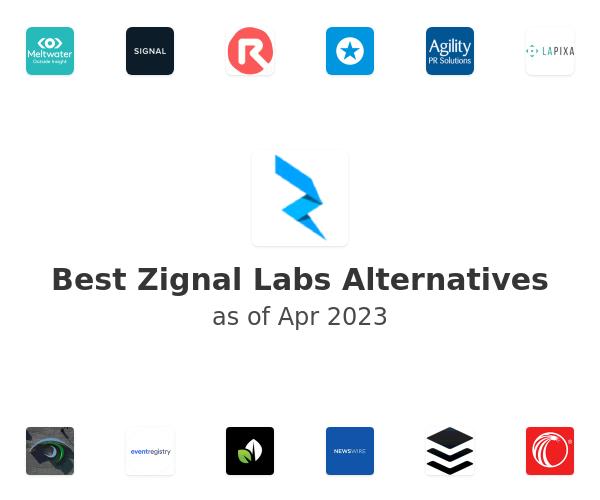Best Zignal Labs Alternatives