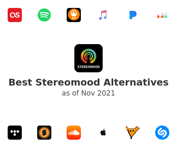 Best Stereomood Alternatives