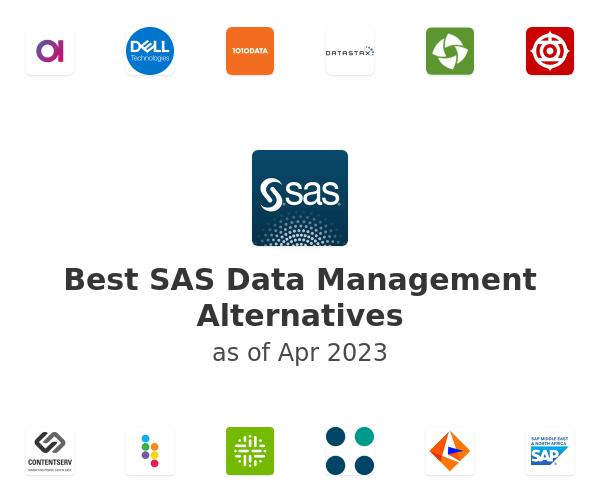 Best SAS Data Management Alternatives