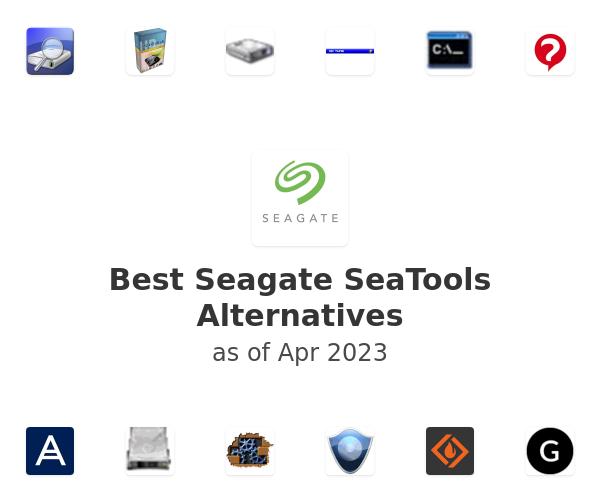 Best SeaTools Alternatives