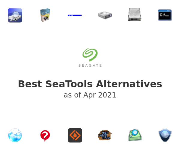 Best SeaTools Alternatives