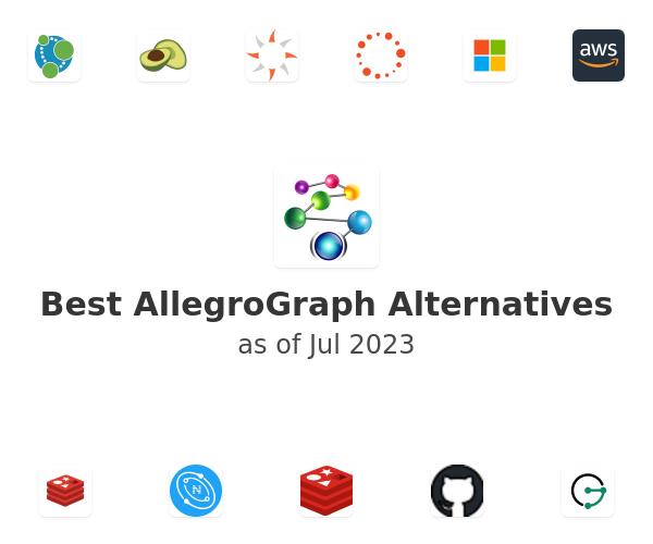 Best AllegroGraph Alternatives