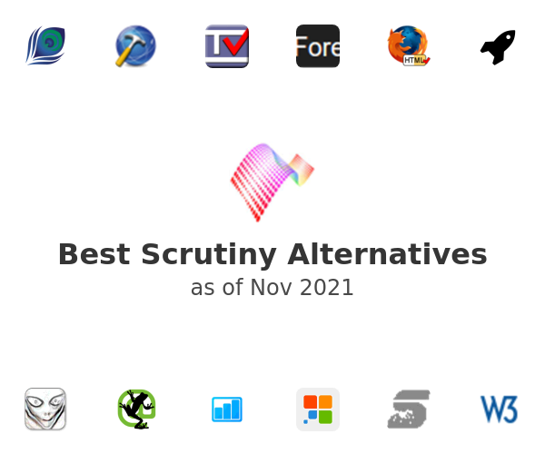 Best Scrutiny Alternatives